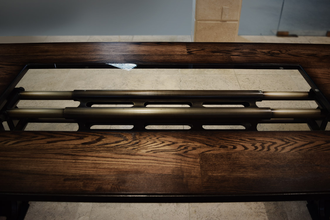 The Red Oak Conference Table