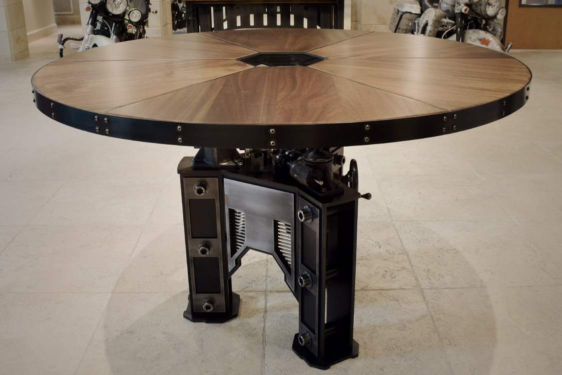 Reactor High-Top Table
