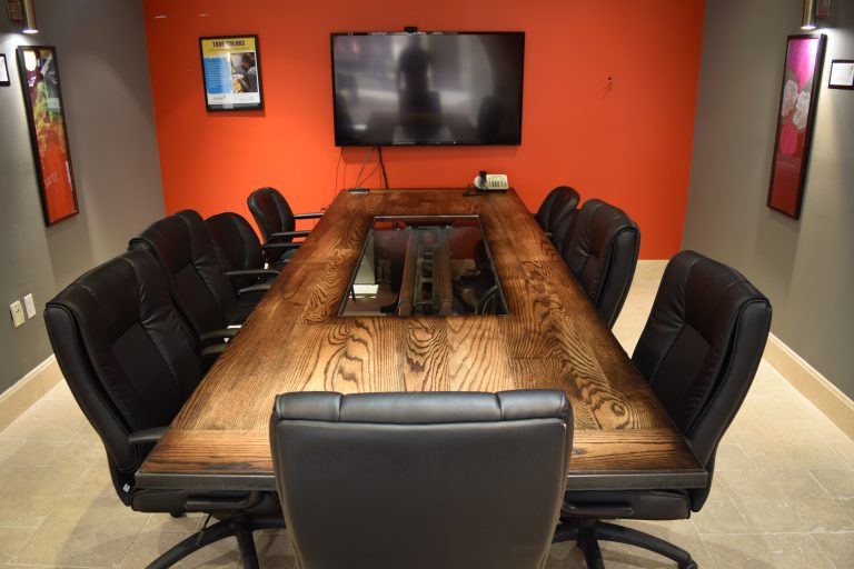 Custom Conference Room Tables In Phoenix