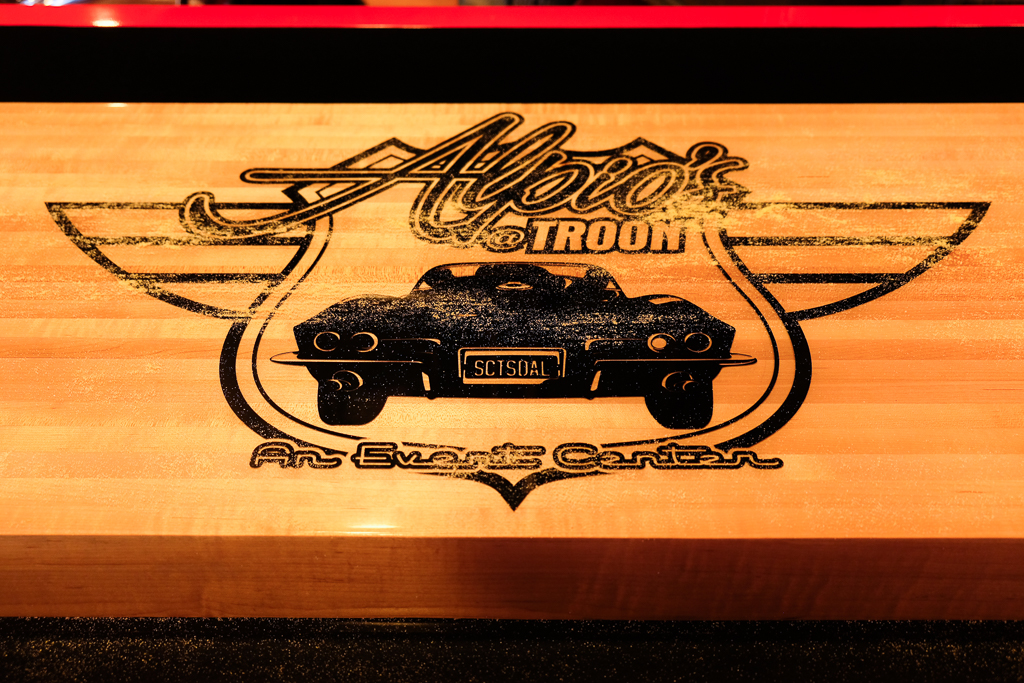 Alpio's At Troon Shuffleboard Table