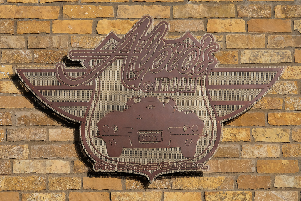 Alpio's At Troon Custom LED Sign