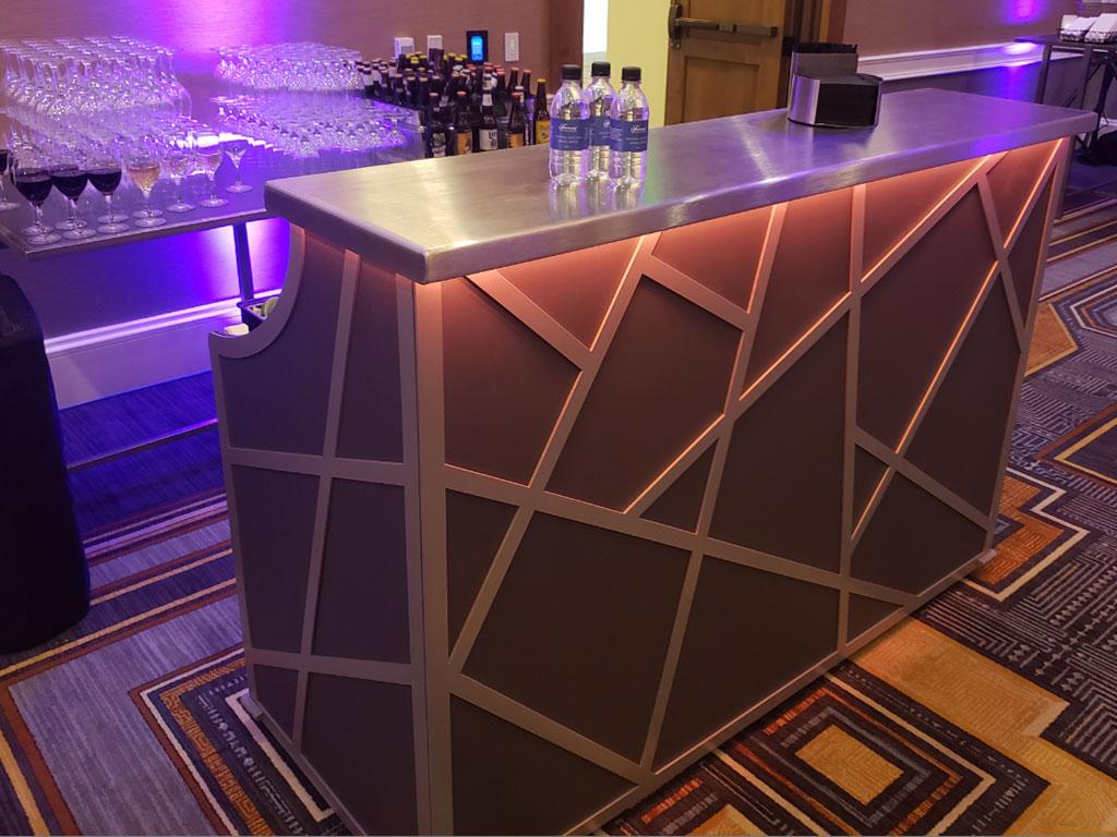 Fairmont Scottsdale Princess mobile bar