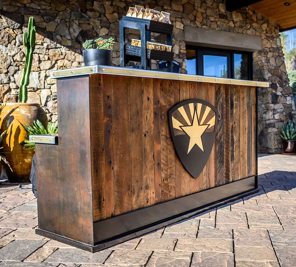 Scottsdale National Golf Club Mobile Bar