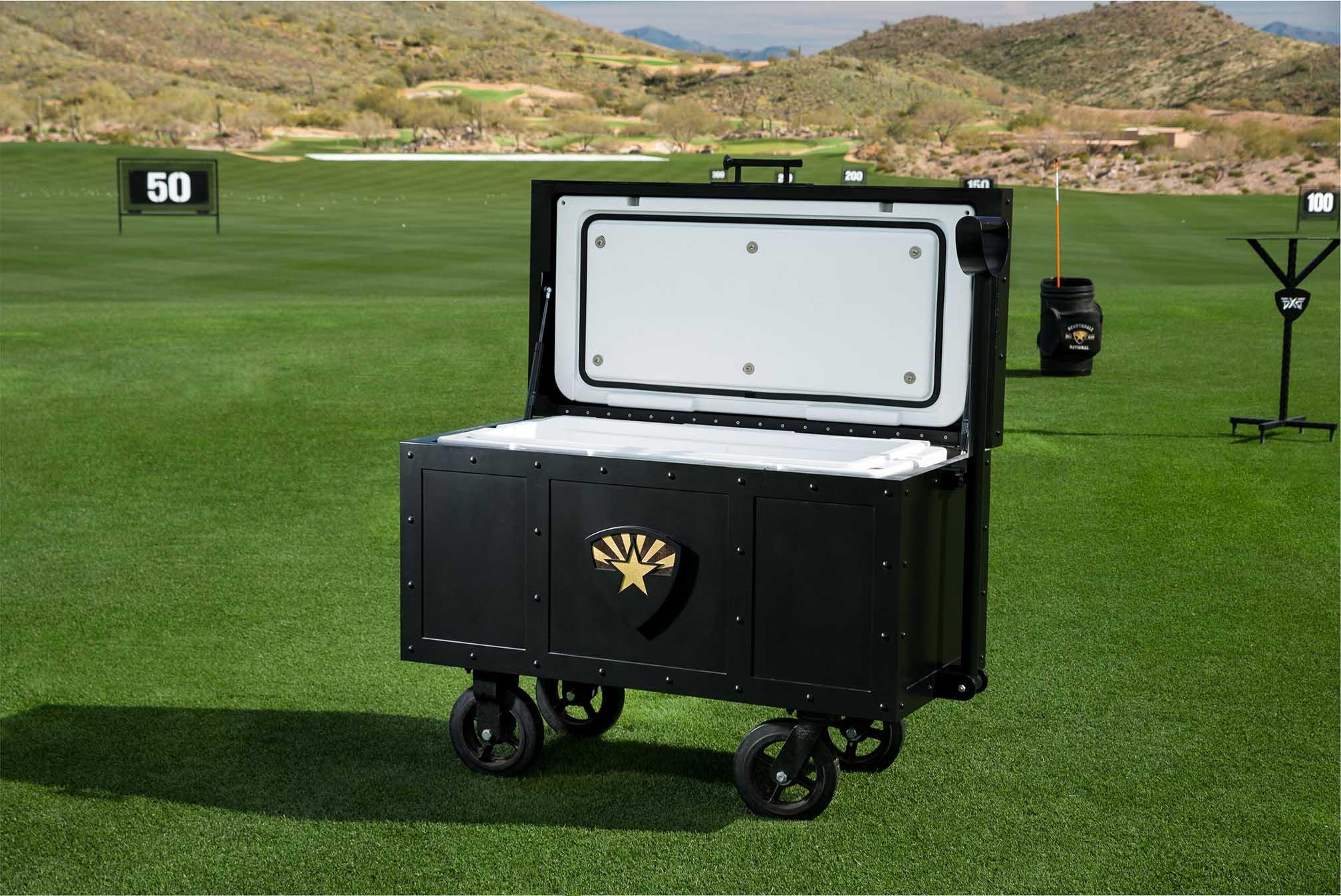 Wagon Cooler