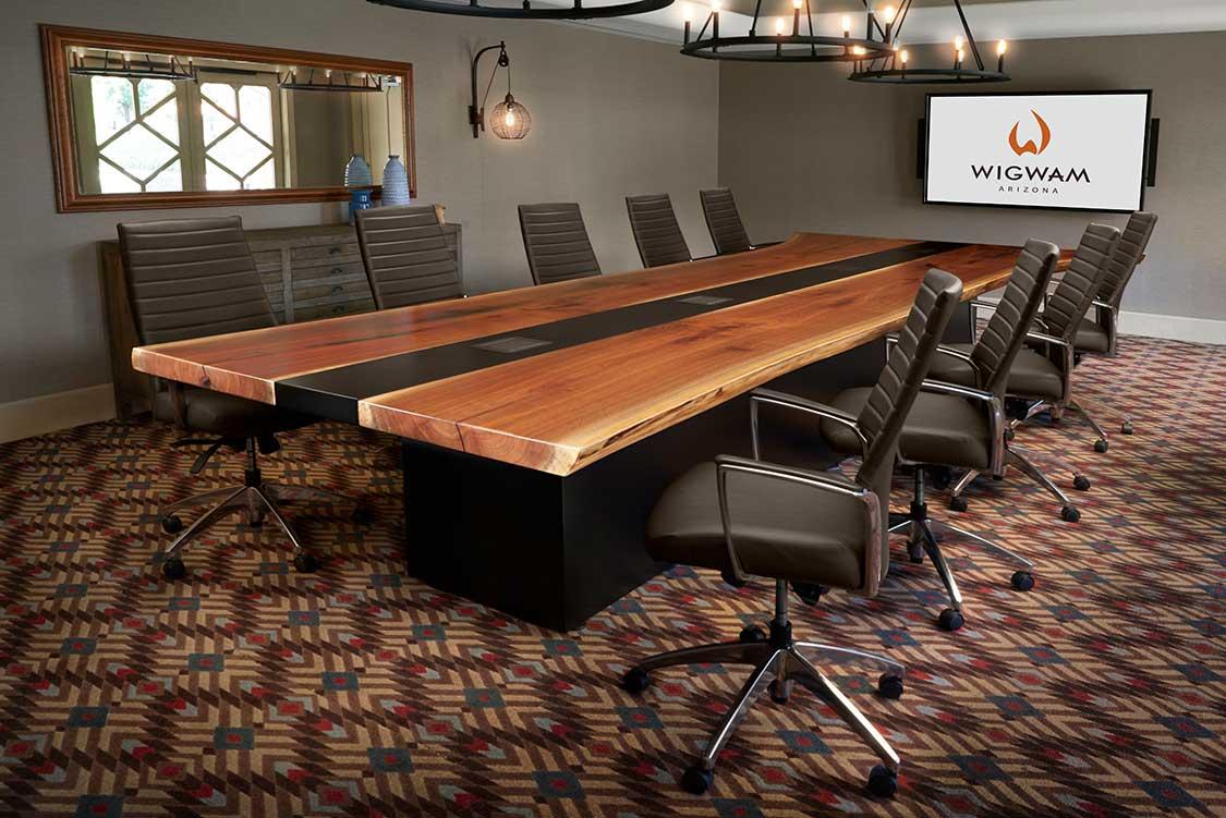 Wigwam Arizona conference table