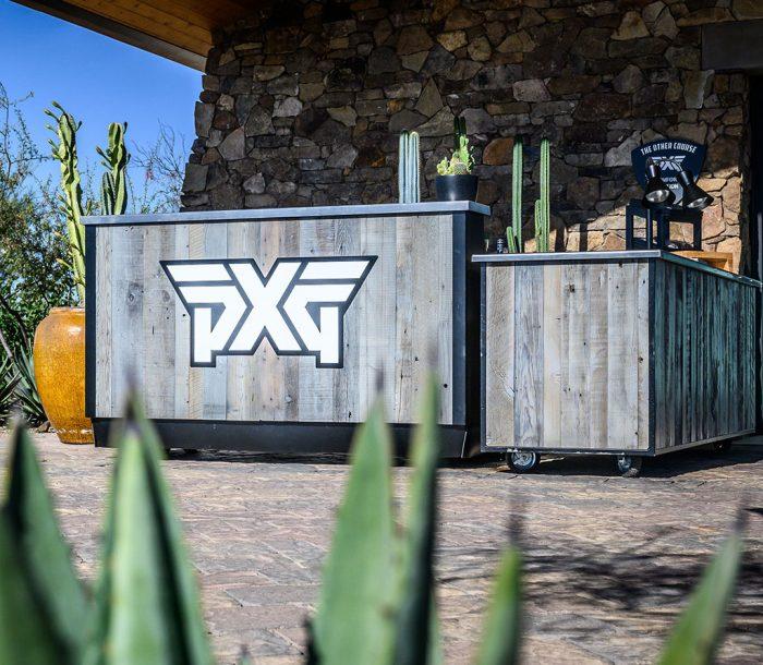 PXG mobile bar